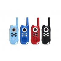 Quality Easy To Carry Kids Walkie Talkie Friendly ABS Material toy walkie talkie for sale