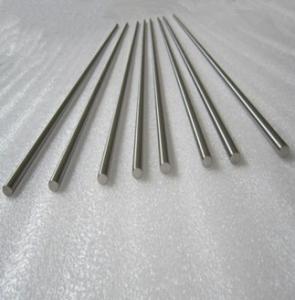Quality Hafnium bar Dia5*300mm,pure hafnium bars,Hafnium Metal Bar / Hafnium Metal Rod for sale