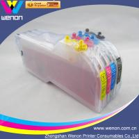 Quality empty refillable ink cartridge for Brother LC61 LC67 printer refillable cartridge for sale