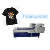 Quality Customized Shirts Dtg Printer T Shirt Printing Machine Direct To Garment Printer A3 Size for sale