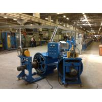 Quality Silicon continuous Vulcanization Extrusion Line for sale