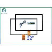 Quality 32 Inch Projected Capacitive Pcap Touch Screen With USB Controller And USB Cable for sale