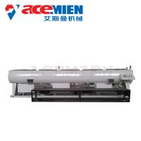 China Double Screw Plastic Pipe Extrusion Machine , PVC Pipe Extrusion Line Durable on sale