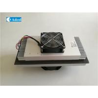 Quality 48VDC Thermoelectric Air Conditioner Mini Refrigerator For Outdoor Cabinet for sale