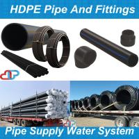 Buy pe pipe fittings/hdpe pipe sizes/poly pipe/pe hd rohre/tubo pead/hdpe pipe sizes/mdpe pipe at wholesale prices