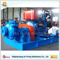 Quality heavy duty high chrome river sand conveyer pump for sale