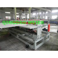 Quality PE PP Granules 2300mm Wide Plastic Board Production Line 160kw for sale