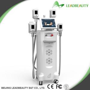 China Hot selling body slimming cryolipolysis cavitation fat loss machine on sale