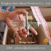 Quality Wedge Anchor/ Through Bolt/ Stud Anchor 304(A2) 316L(A4) for sale