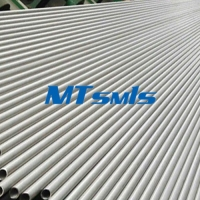 Quality 3.18*0.15MM Seamless ISO 9001 PED SS Instrument Tubing for sale