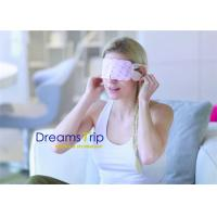 Quality Disposable Self Heating Steam Warming Eye Mask With Real Steam Released Spa Oem Odm Factory for sale