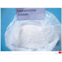 Quality Primobolan Builder Lean Muscle Anabolic Raw Steroid Hormone Methenolone Acetate CAS 434-05-9 for sale