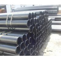 Quality Epoxy Coated Seamless Black Steel Pipe OD 1/8 - 28 Cold Drawn Steel Tube for sale