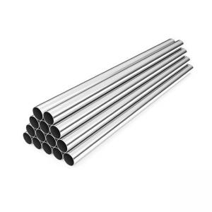 China Industrial 6061 6063 7075 Extruded Aluminum Round Tube on sale