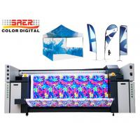 Quality 2020 hot sale 3.2m Digital Fabric Printers Flag Textile Printer Digital Printing Machine With High Speed for sale