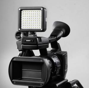 Quality Ultrathin High Power Video LED Camera Lights LED80B 4.8W DC7.5V for sale