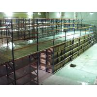 Buy cheap Multi Level Steel Portable Warehouse Platform With Composite Racking Structure from wholesalers