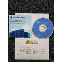 Quality English Genuine Windows Server 2016 Std OEM HP ROK 2CPU / VM Activation Key for sale