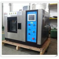 Touch Screen Cold Climatic Temperature Humidity Chamber , Benchtop ...