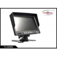Quality 1080P AHD Rear View Mirror Reverse Camera High Resolution With 7 Inch Monitor for sale