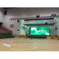 Quality P7.62 Indoor Advertising LED Display Billboard High Brightness 488mm X 244mm Module for sale