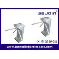 Buy cheap Durable 304 Stainless Steel Vertical Tripod Turnstile Automatic Rotating Arm from wholesalers