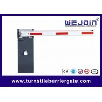 Security Traffic Automatic Boom Barrier Gate System With