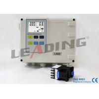 White Color Dual Pump Control Panel Pressure Control For Centrifugal Water Pump
