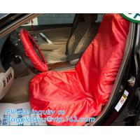 China car seat cover/FABRIC seat cover/non-woven car seat cover,Auto Repair Disposable Plastic Car Seat Cover Suppliers and Ma on sale