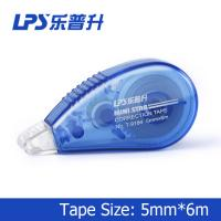 Quality Tear-resistant Mini Liquid Correction Tape Student School Stationery for sale