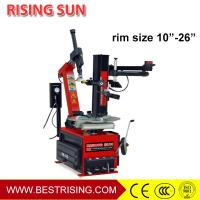 China Tilt back automatic tire repair equipment used for tire changer on sale