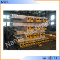 Quality Softing Start Motor Steel Crane End Carriage Beam In Heavy Industrial for sale