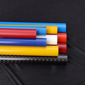 Quality Fence Clean Power Folding Fiberglass Telescopic Pole for sale