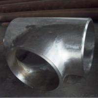Quality Pipe Tee, Butt Welded Tee, Carbon Steel Tee, Stainless Steel Tee, Alloy Te for sale