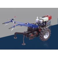Buy cheap 5T Double Drum Hydraulic Puller Tensioner Hand Tractor Winch 60KN Tractor Force from wholesalers