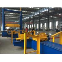Quality Large Diameter Steel Pole / Pipe Close And Pipe Welding Machine Fully Automatically for sale