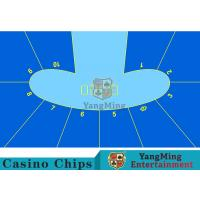Anti - Slippery Roulette Wheel Layout / Craps Board LayoutWith Smooth Surface