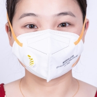 Quality Hospital Daily Use White N95 KN95 Folding Dust Masks for sale