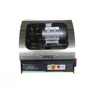 Quality SQ-80 Metallographic Specimen Manual Cutting Machine for sale