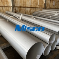 Quality Annealed Pickled 304L 316L 6m AD2000 Stainless Steel Welded Pipe for sale