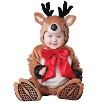 China Christmas Elk Infant Baby Costumes / Toddler Boy Christmas Outfits on sale
