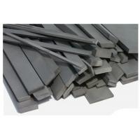 Quality K20 K30 Tungsten Carbide Strips Dimensions Customized For General Wood Cutters for sale