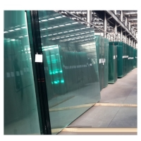 Quality Reflective Low Iron Float Laminated Glass Clear Tinted 1mm 19mm for sale