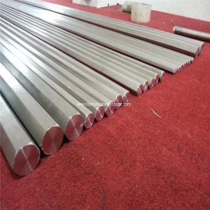 Quality Gr2 grade2 titanium hex bar Hexagonal rods Gr2 TITANIUM hexagon bars for sale