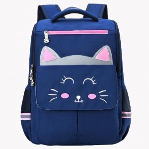 Quality Grade 3-6 Cute Cartoon Odm Boy Kids School Bag Backpack for sale