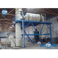 Quality Simple Vitrified Beads Dry Mortar Production Line Thermal Insulation 220 - 440v Voltage for sale