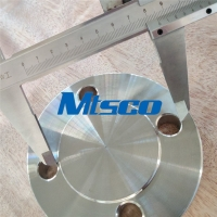 Quality Forged F304 304L 150LB Stainless Steel Blind Flange For Pipe for sale