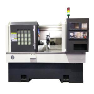 China CK6150 Automatic CNC Lathe Machine 400mm Workpiece Length For Metal on sale