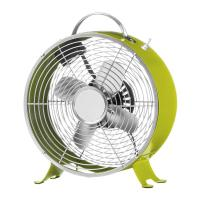 AC 30W 120V Decorative Retro Metal Fan 9 Inch ETL BSCI With Copper Motor