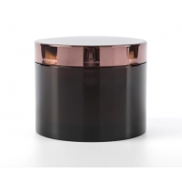 Buy cheap Manufacturer Round Body Face Cream Jar 80ml 100ml 150ml 200ml Plastic Cosmetic from wholesalers